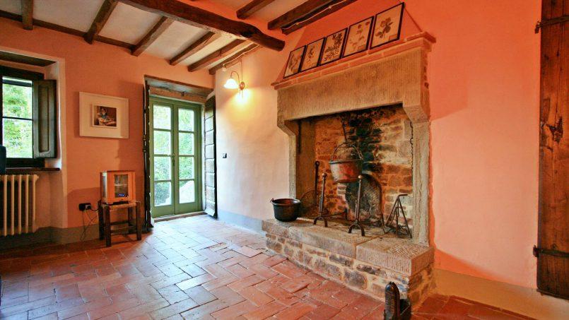 Former mill Verdevalle Tuscany Talla 50