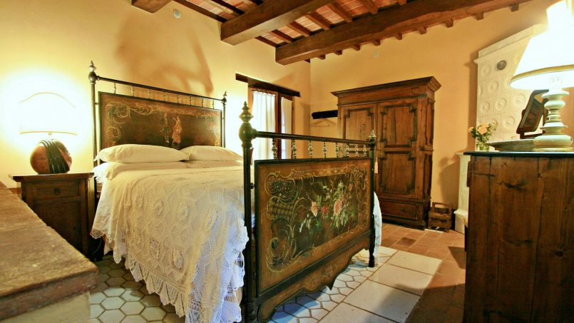Former mill Verdevalle Tuscany Talla 57