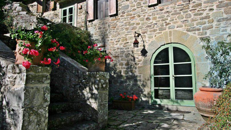 Former mill Verdevalle Tuscany Talla 6