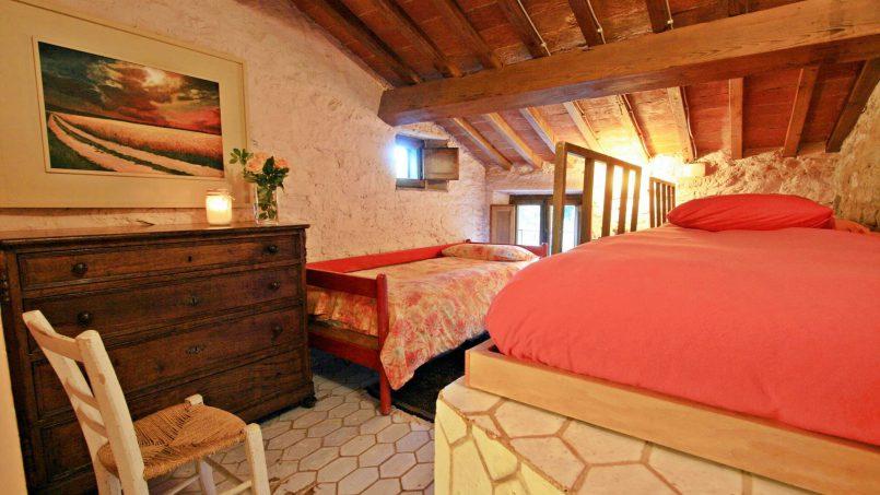 Former mill Verdevalle Tuscany Talla 60