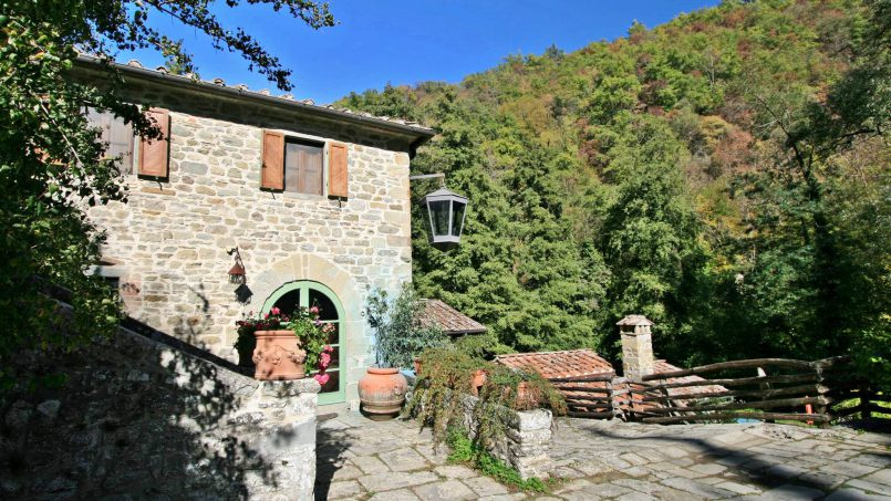 Former mill Verdevalle Tuscany Talla 7