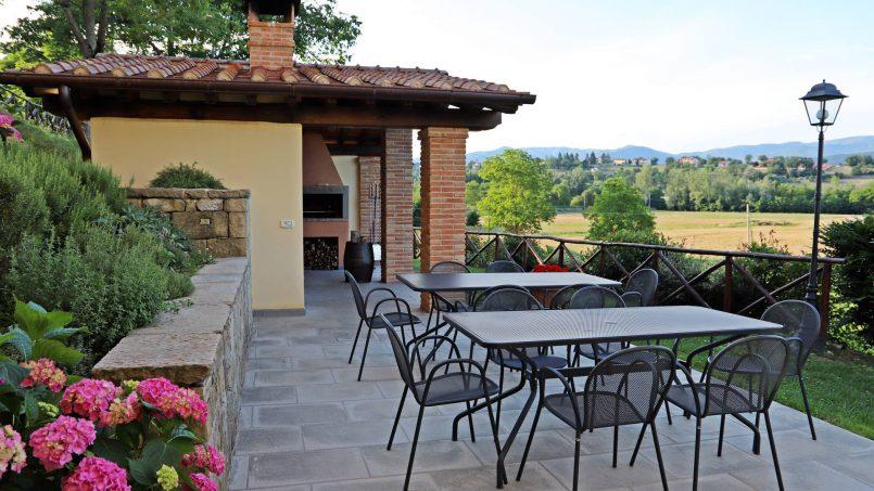 Ancient hamlet Borgo Sereno Tuscany Arezzo 40
