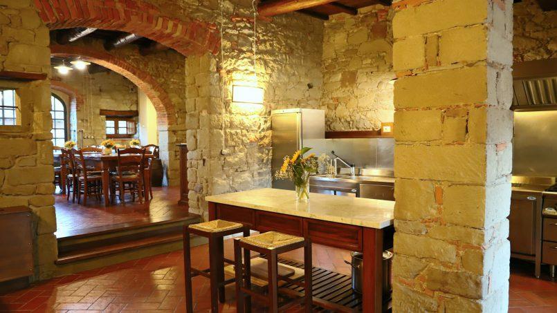 Ancient hamlet Borgo Sereno Tuscany Arezzo 44