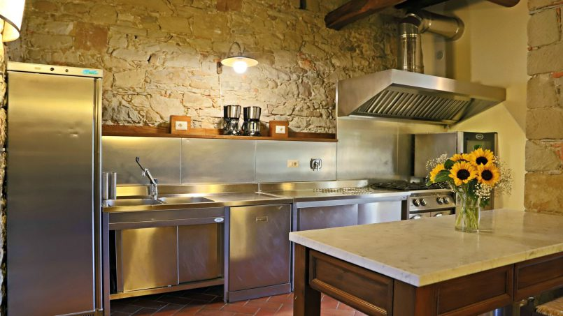 Ancient hamlet Borgo Sereno Tuscany Arezzo 45
