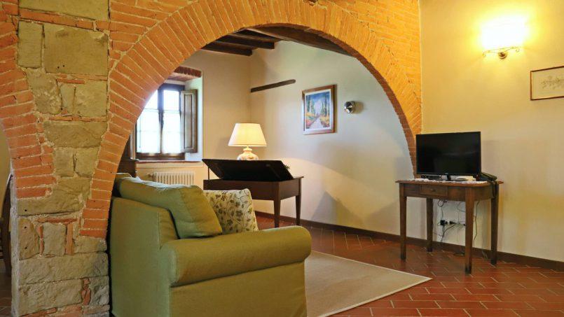 Ancient hamlet Borgo Sereno Tuscany Arezzo 47
