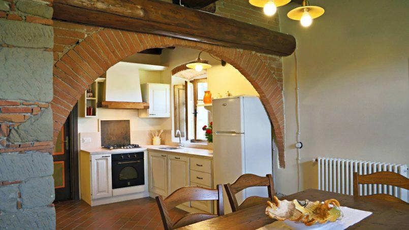 Ancient hamlet Borgo Sereno Tuscany Arezzo 48