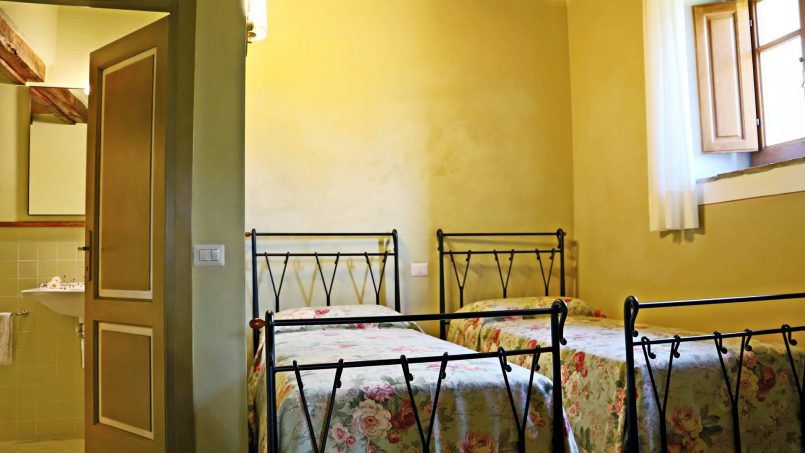 Ancient hamlet Borgo Sereno Tuscany Arezzo 50