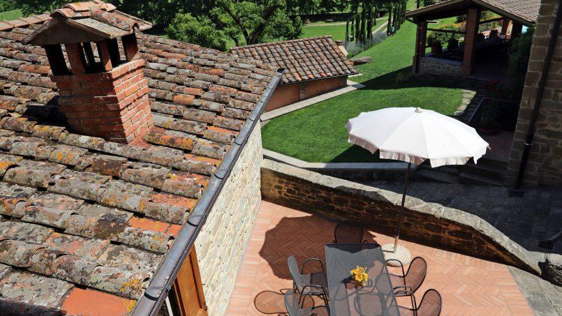 Ancient hamlet Borgo Sereno Tuscany Arezzo 52