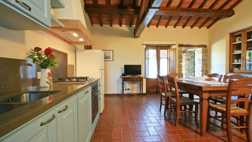Ancient hamlet Borgo Sereno Tuscany Arezzo 59