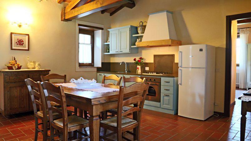 Ancient hamlet Borgo Sereno Tuscany Arezzo 60