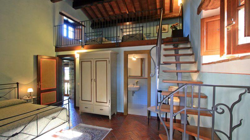 Ancient hamlet Borgo Sereno Tuscany Arezzo 66