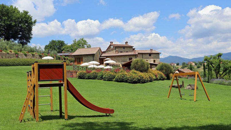 Ancient hamlet Borgo Sereno Tuscany Arezzo 7