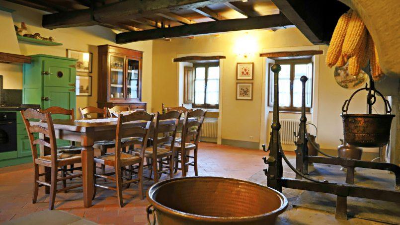 Ancient hamlet Borgo Sereno Tuscany Arezzo 71