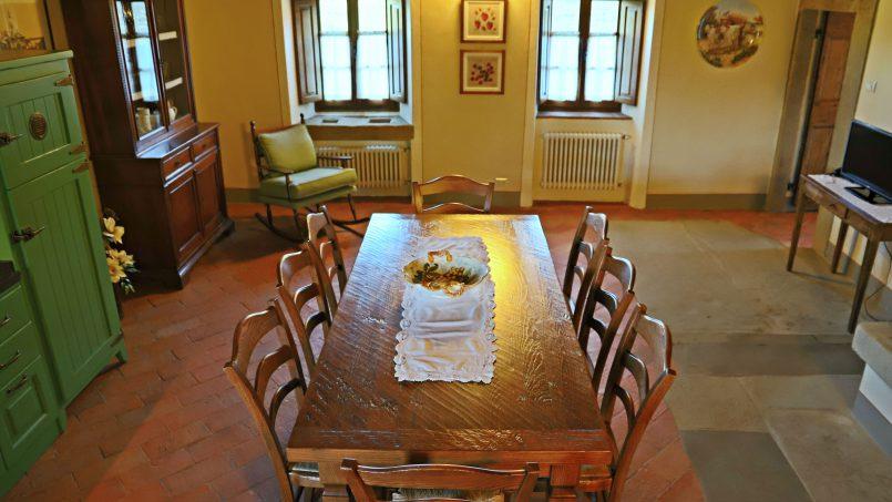 Ancient hamlet Borgo Sereno Tuscany Arezzo 72