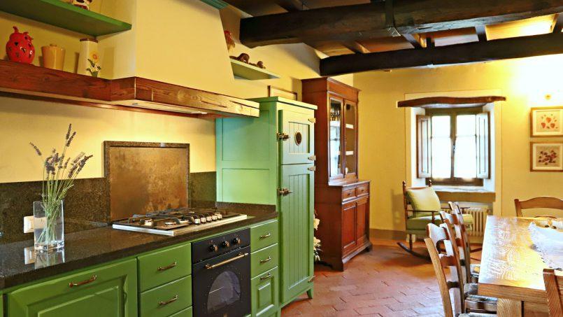 Ancient hamlet Borgo Sereno Tuscany Arezzo 73