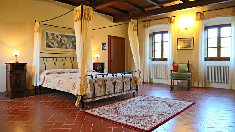 Ancient hamlet Borgo Sereno Tuscany Arezzo 74