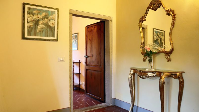 Ancient hamlet Borgo Sereno Tuscany Arezzo 76
