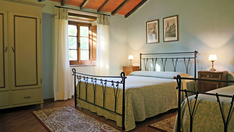 Ancient hamlet Borgo Sereno Tuscany Arezzo 79