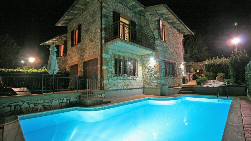 Stone house Casa Rosanna Tuscany Radicondoli 1