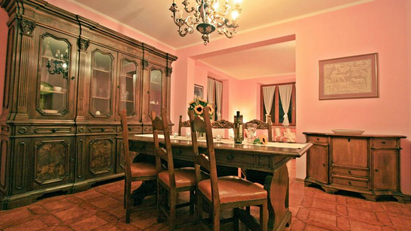 Stone house Casa Rosanna Tuscany Radicondoli 12