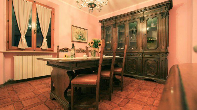 Stone house Casa Rosanna Tuscany Radicondoli 13