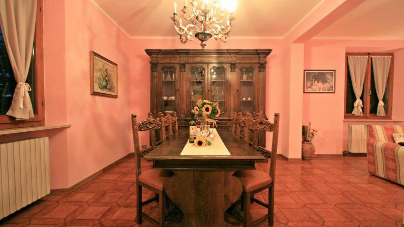 Stone house Casa Rosanna Tuscany Radicondoli 14