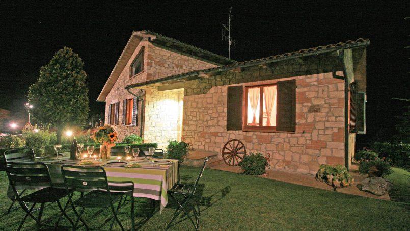 Stone house Casa Rosanna Tuscany Radicondoli 27