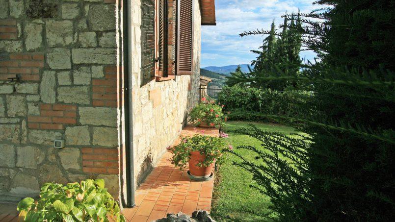 Stone house Casa Rosanna Tuscany Radicondoli 4