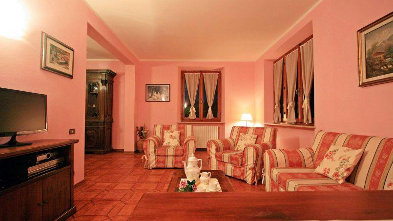 Stone house Casa Rosanna Tuscany Radicondoli 7