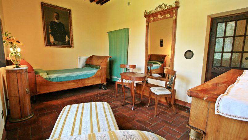 Hillside former convent Villa Dora Tuscany Siena 33