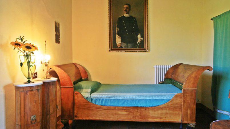 Hillside former convent Villa Dora Tuscany Siena 34