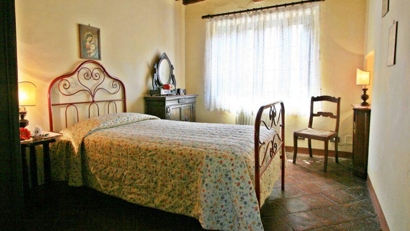 Hillside former convent Villa Dora Tuscany Siena 36