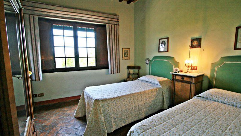 Hillside former convent Villa Dora Tuscany Siena 38