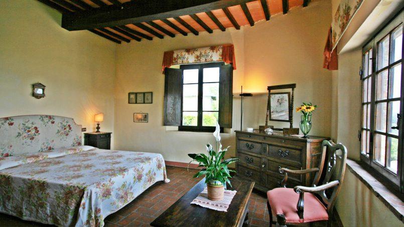 Hillside former convent Villa Dora Tuscany Siena 52