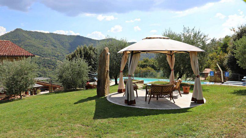Stone villa Casa Bianca Tuscany Arezzo 23