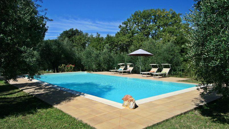 Farmhouse villa Camilla Tuscany Siena 11