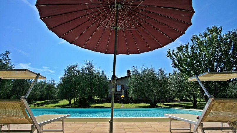 Farmhouse villa Camilla Tuscany Siena 121a
