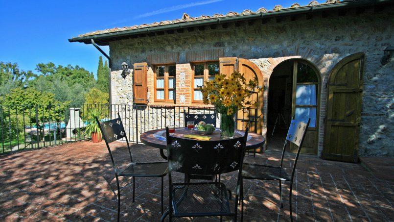 Farmhouse villa Camilla Tuscany Siena 7