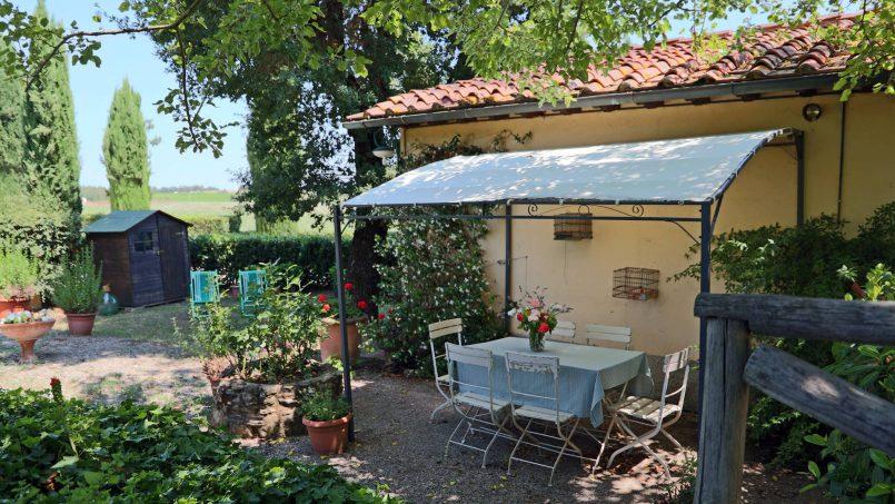 Romantic cottage Gelsomino Tuscany Casole d'Elsa 10