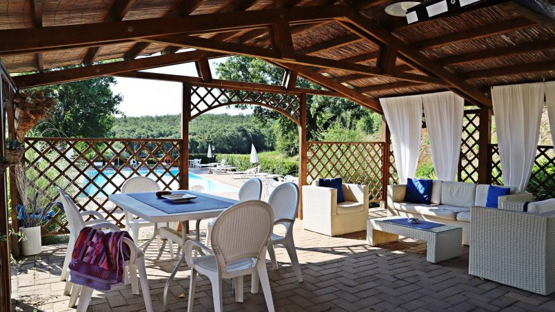 Romantic cottage Gelsomino Tuscany Casole d'Elsa 17