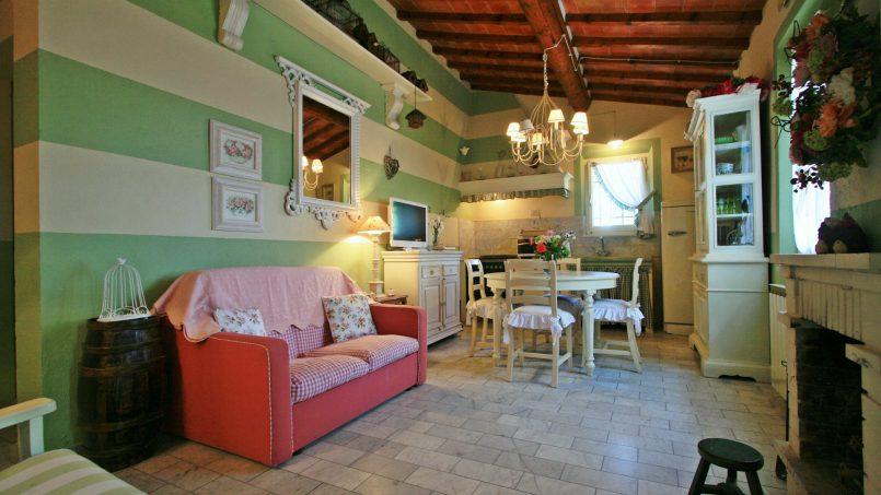Romantic cottage Gelsomino Tuscany Casole d'Elsa 20