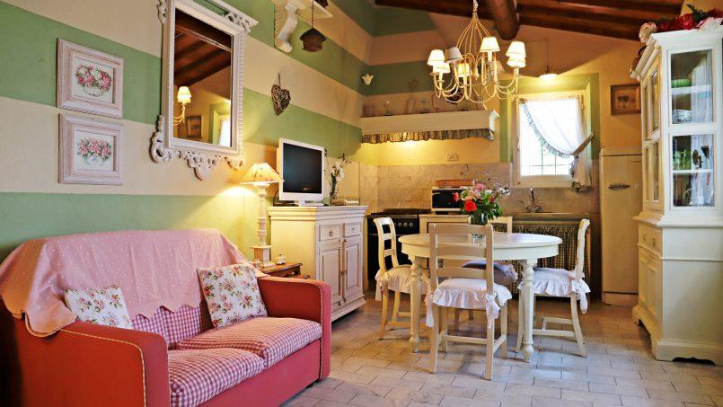 Romantic cottage Gelsomino Tuscany Casole d'Elsa 21