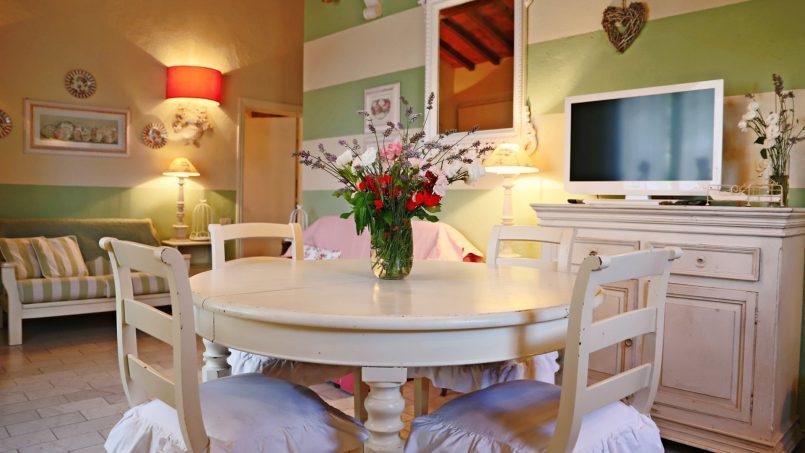 Romantic cottage Gelsomino Tuscany Casole d'Elsa 22