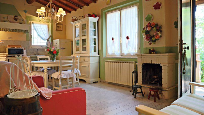 Romantic cottage Gelsomino Tuscany Casole d'Elsa 25
