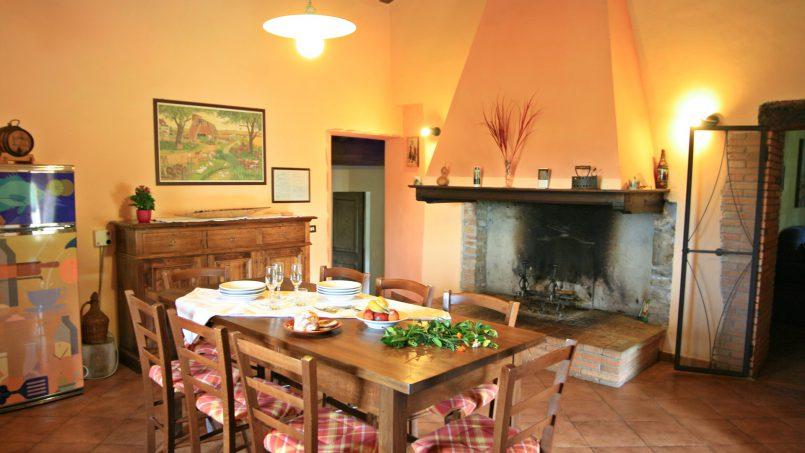 Stone farmhouse Il Colle Tuscany Radicondoli 21
