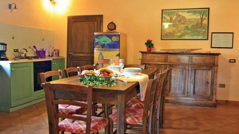 Stone farmhouse Il Colle Tuscany Radicondoli 22