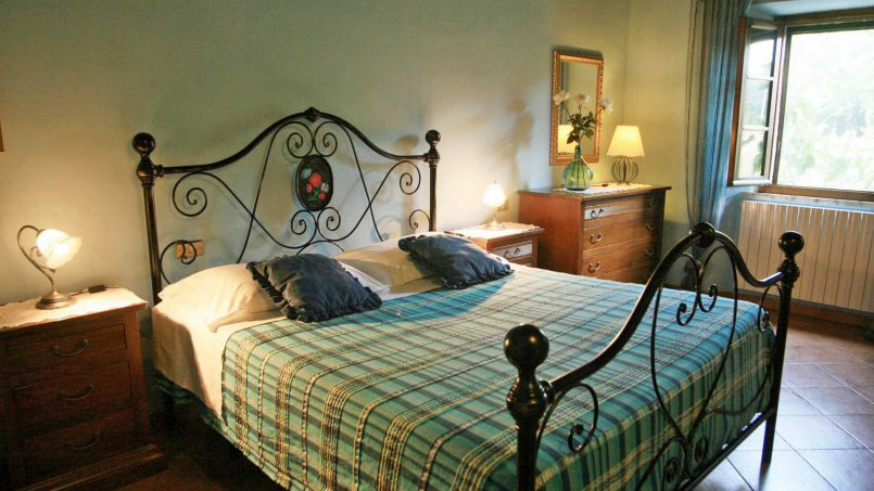 Stone farmhouse Il Colle Tuscany Radicondoli 30