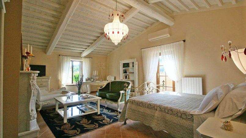 Hillside stone house Villa Frida X Tuscany Pisa 71