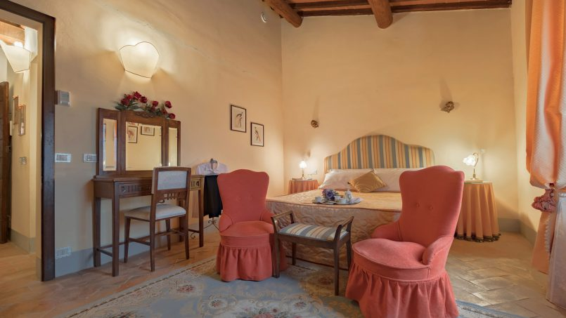 Residence double pool Dolce Villa Arezzo 101