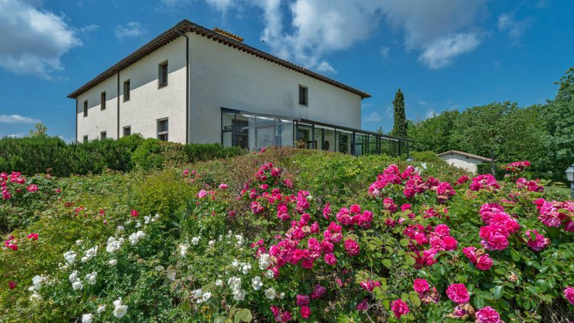 Residence double pool Dolce Villa Arezzo 25